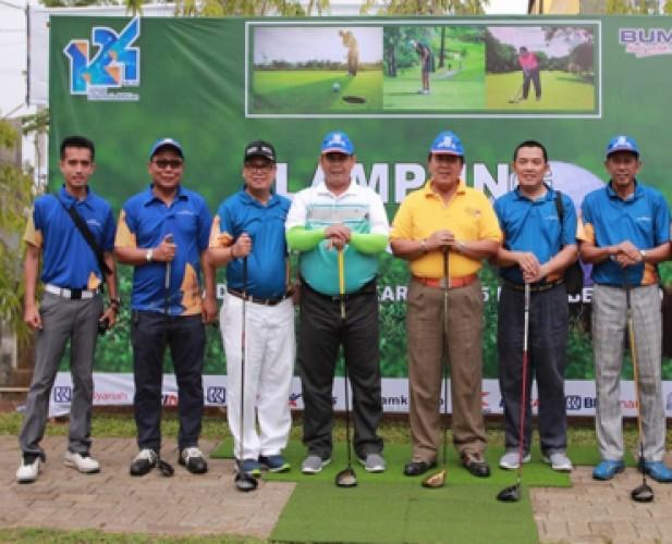Daftar Pemenang Lampung BRI Golf Tournament 2019