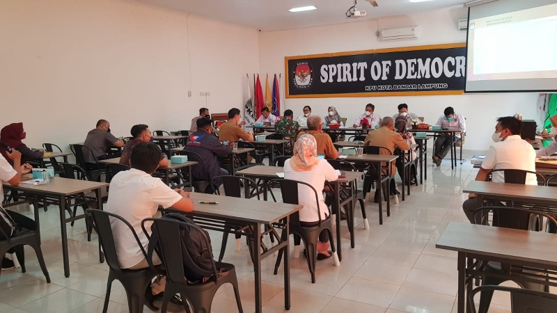 Daftar Pemilih Bandar Lampung 659.003