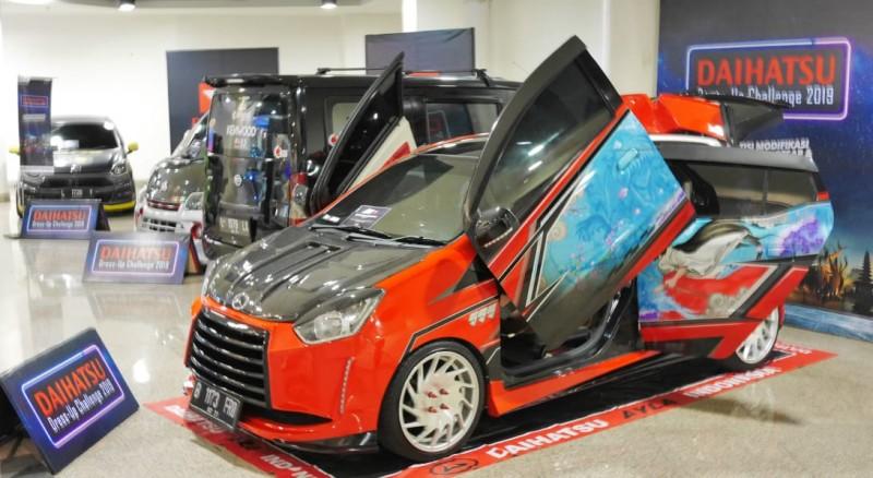 Daihatsu Dress Up Challenge 2019 Hadir di Surabaya