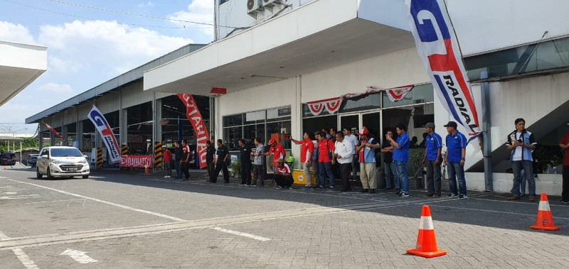 Daihatsu Gelar Auto Clinic di Semarang