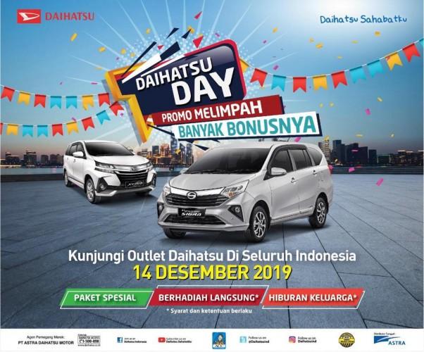 Daihatsu Gelar Program Daihatsu Day