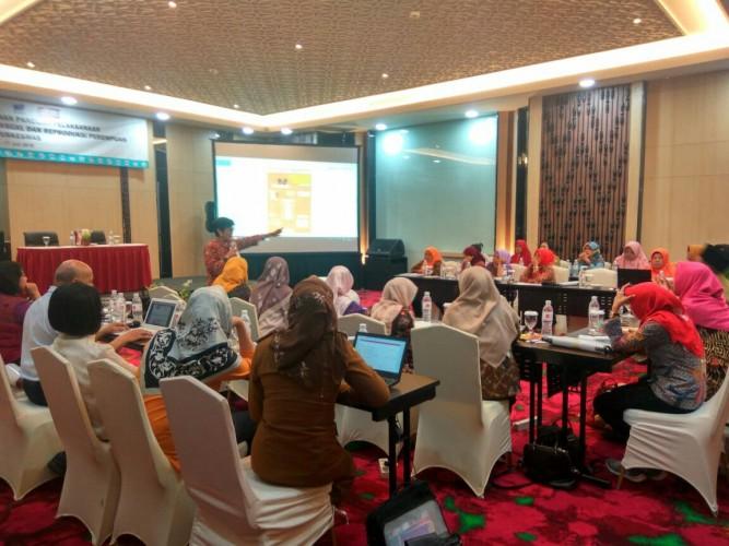 Damar Gelar Lokakarya Penyusunan Layanan KSR Perempuan