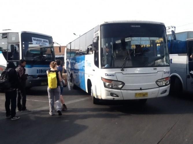 Damri Siapkan 16 Bus Cadangan Hadapi Nataru