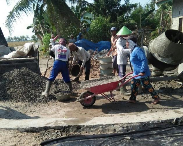 Dana Desa Pulautengah diterapkan PKT