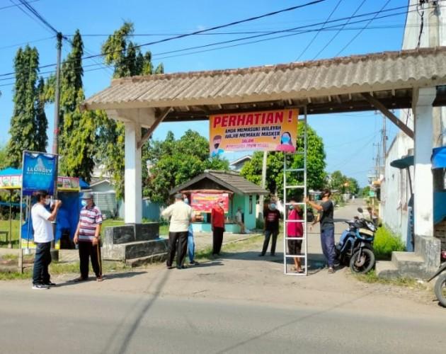 Dana Desa Seloretno Lamsel Difokuskan untuk Penanganan Covid-19