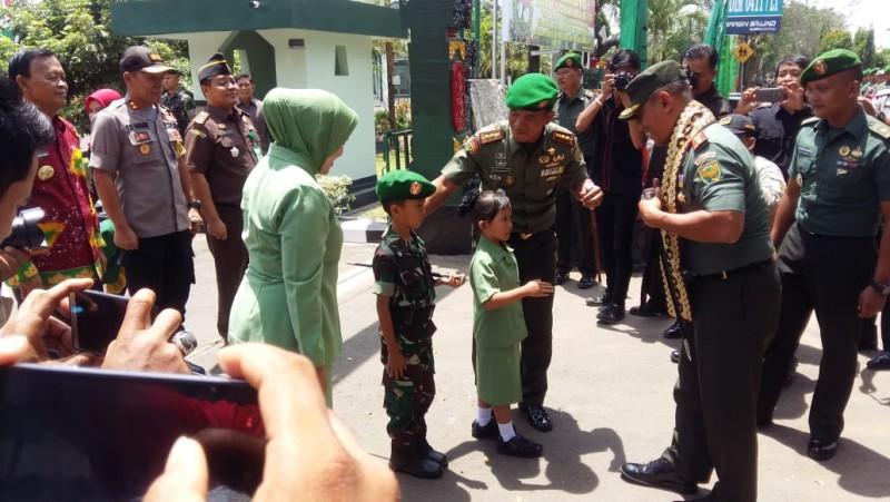 Danrem 042/Garuda Hitam Lampung Pelajari Peta Rawan Pemilu