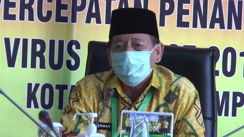 Pemkot Bandar Lampung Berhutang untuk THR Pegawai