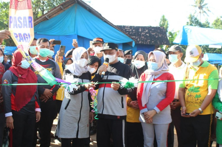Dawam Apresiasi Inisiatif Warga Majukan Perekonomian di Desa