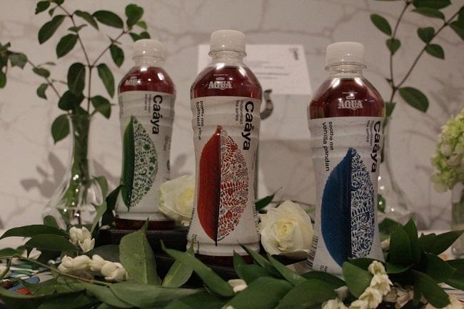 Danone-AQUA Luncurkan Minuman Teh Dalam Kemasan