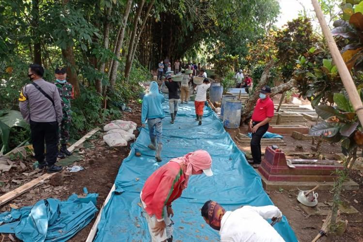DD Tahap I Cair, Desa Kebut Pembangunan Infrastruktur