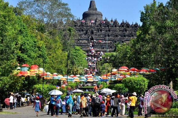 Mahakarya Borobudur Bangkitkan Pariwisata