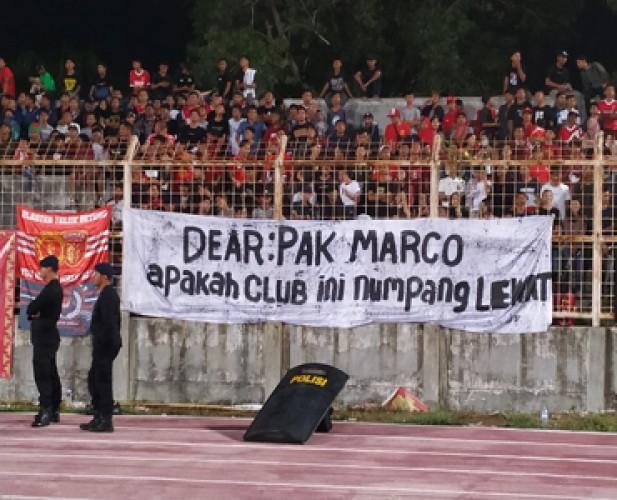 Dear Pak Marco Apakah Club ini Numpang Lewat?