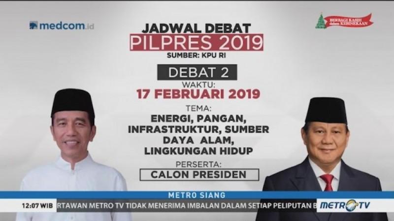 Debat Masih Retorika, WALHI Ajak Masyarakat Telusuri Track Record Calon