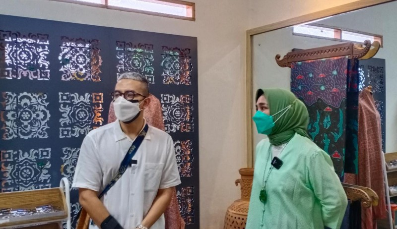 Dekranasda Lampung Dorong UMKM Mendunia