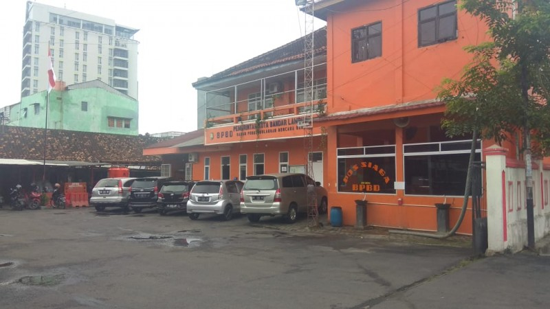 Delapan Kecamatan di Bandar Lampung Rawan Banjir