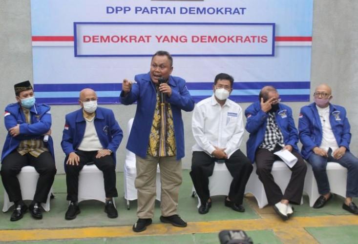 Demokrat Bantah KLB Settingan untuk Dongkrak Suara