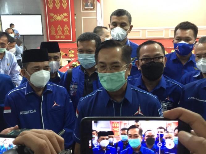 Demokrat Lampung Belum Rencanakan ke KPU untuk Tolak Hasil KLB