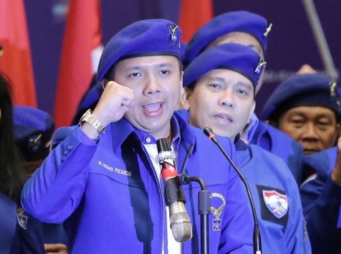 Demokrat Lampung Tegaskan Solid dan Loyal Pada AHY