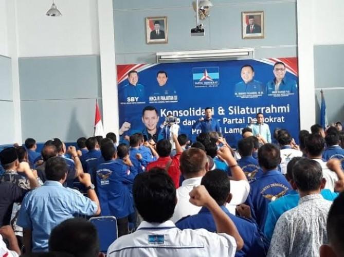 Demokrat Pastikan Tak Ada Kudeta di Lampung