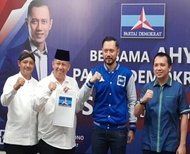 Demokrat Usung Yusuf Kohar-Tulus Purnomo di Pilkada Bandar Lampung