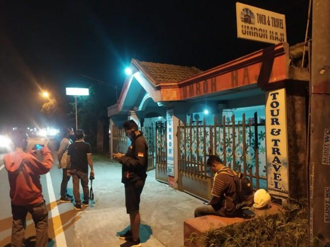 Densus 88 Amankan Terduga Teroris di Mojokerto