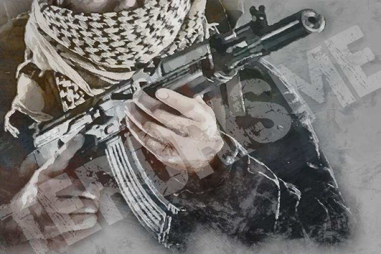 Densus Tangkap 5 Terduga Teroris dari Luar Lampung