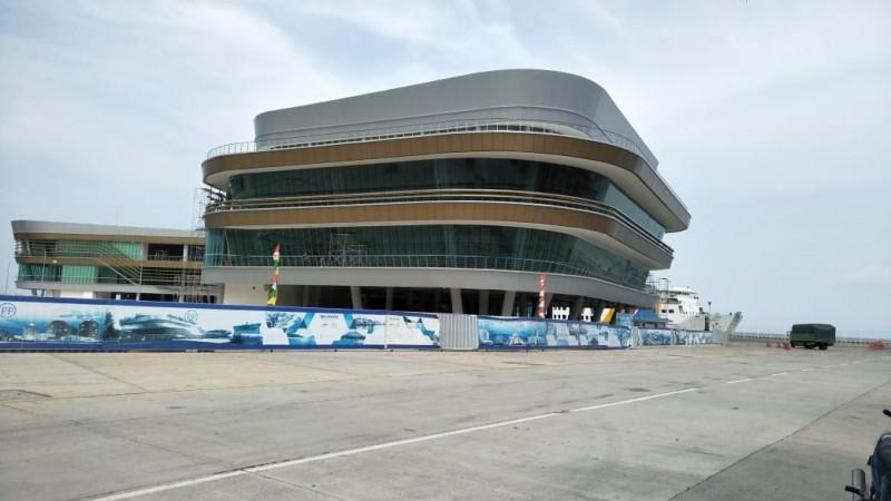 Dermaga Premium Dengan Layanan Kapal Kelas VIP Beroperasi Sebelum Pergantian Tahun