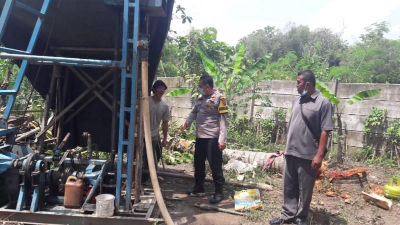 Desa Banjarnegeri Natar Kembali Terima Bantuan Sumur Bor dari Pemprov