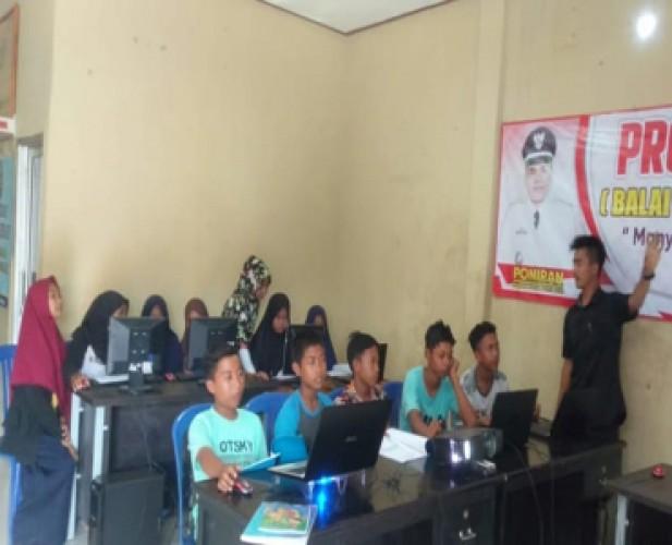 Desa Bumiasih Tingkatkan SDM melalui Program BBM