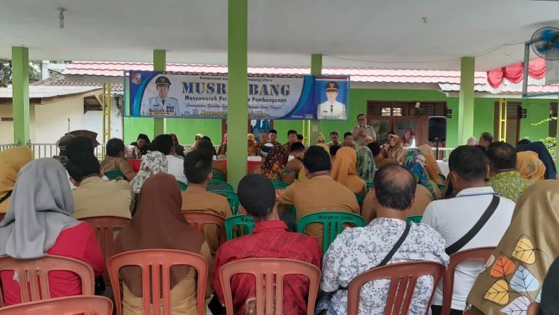 Desa di Lampung Utara Manfaatkan DD untuk Biayai Fogging