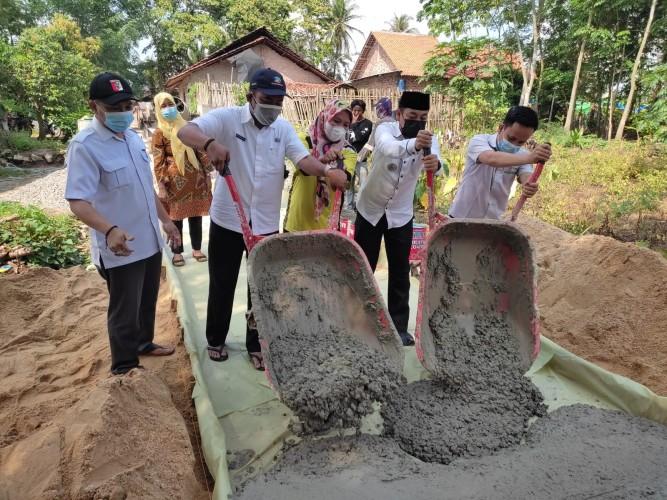 Desa di Natar Lamsel Diminta Bangun Infrastruktur Berdasarkan Skala Prioritas