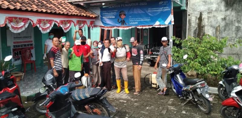 Desa Hara Banjarmanis Siapkan 2.000 Masker untuk Warga