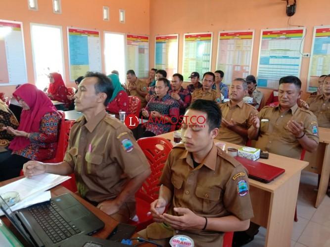 Desa Rawi Bahas Rencana Pembangunan Tahun Depan