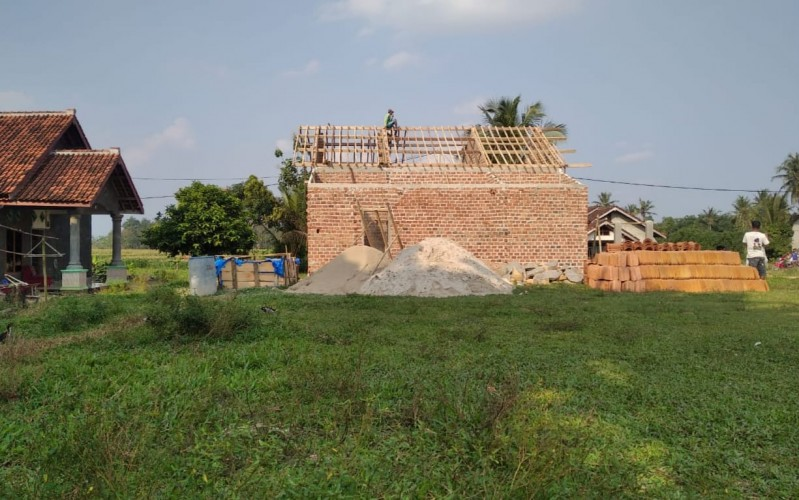 Desa Rulungsari di Lamsel Bangun Poskesdes
