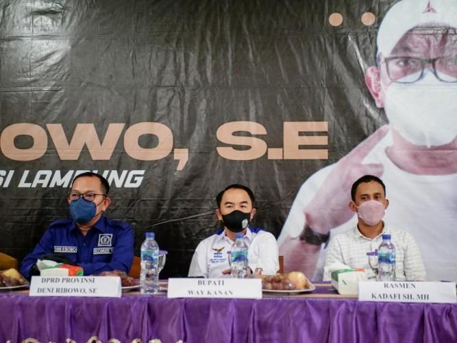 Dewan Beri Pendampingan Hukum kepada Guru di Lampung