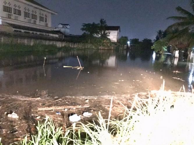 Dewan Minta Dinas PUTR Pecahkan Solusi Banjir di Jalan Tongkol Metro