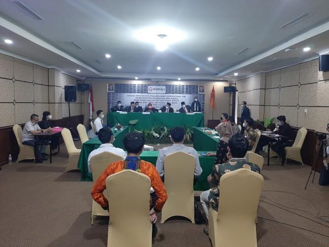 Dewan Minta DKPP Periksa Bawaslu Lampung