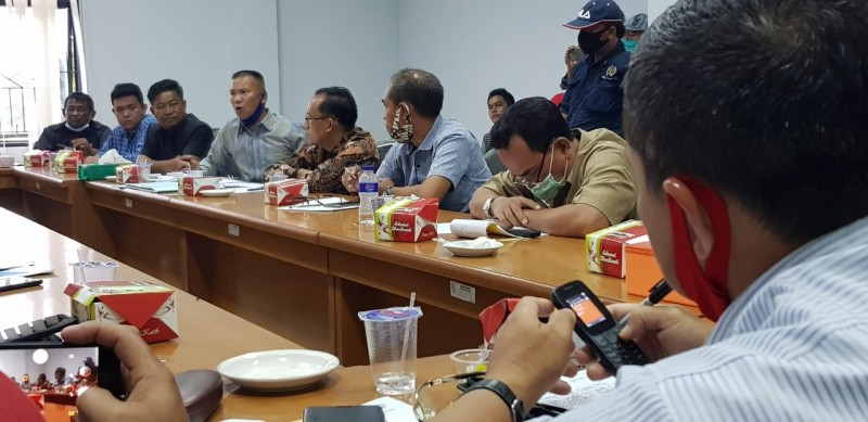 Dewan Minta PPK Tegas dalam Proyek Penimbunan Jalan