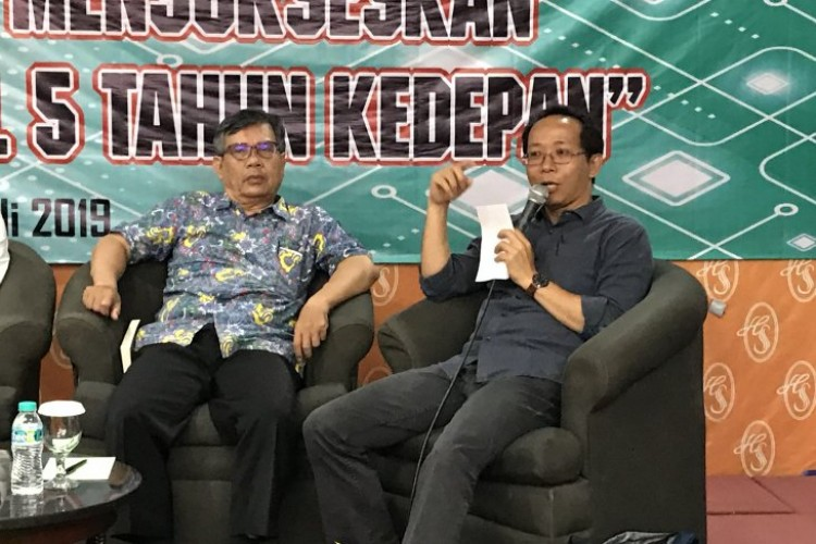 Dewan Pers Sebut Media Abnormal Pada Pemilu 2019