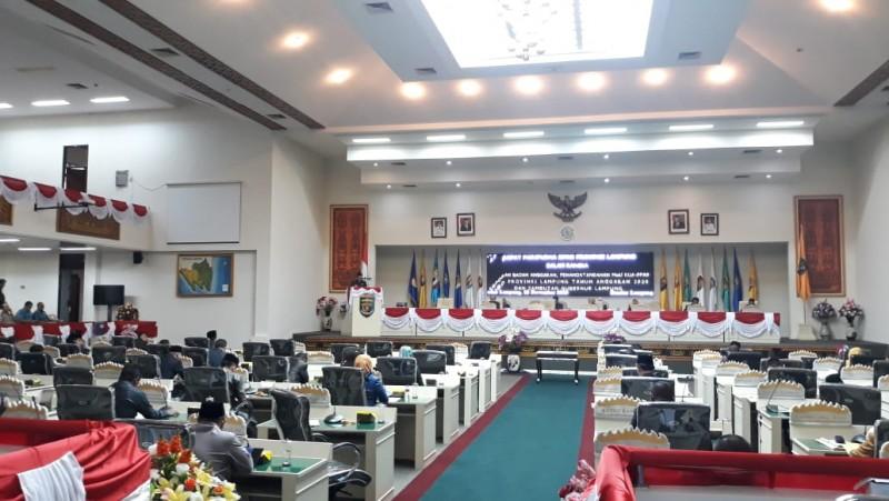 Dewan Soroti OPD Mangkir di Paripurna