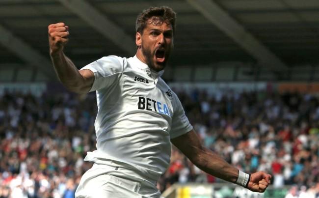 Llorente Merumput di Tottenham, Swansea Bawa Pulang Bony