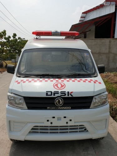 DFSK Hadirkan Super Cab Ambulance