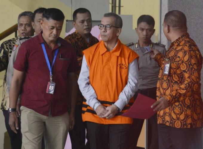 Di Jerat TPPU, Mantan Dirut Garuda Indonesia Ditahan KPK