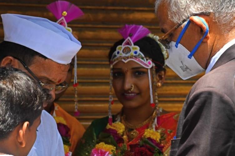 Di Tengah Lockdown, Pernikahan Daring di India Jadi Pilihan