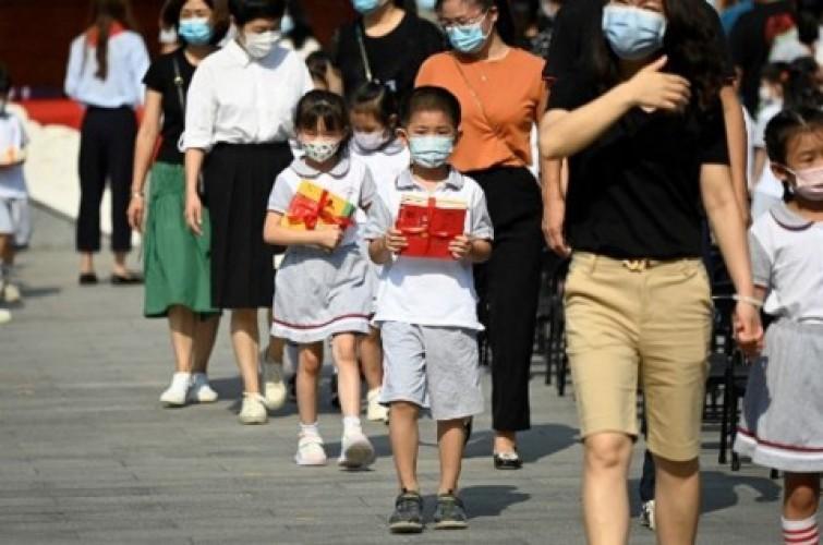 Di Tiongkok, Beban PR dan Bimbel Siswa Dikurangi