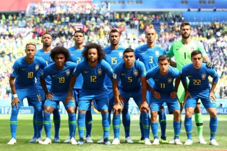 Di Ujung Laga, Brasil Bungkam Kosta Rika 2-0