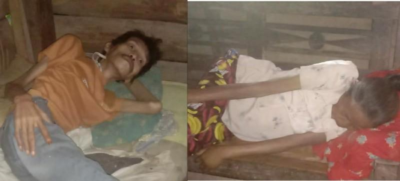 Diabetes Menahun, Poniyem dan Anaknya Butuh Uluran Tangan