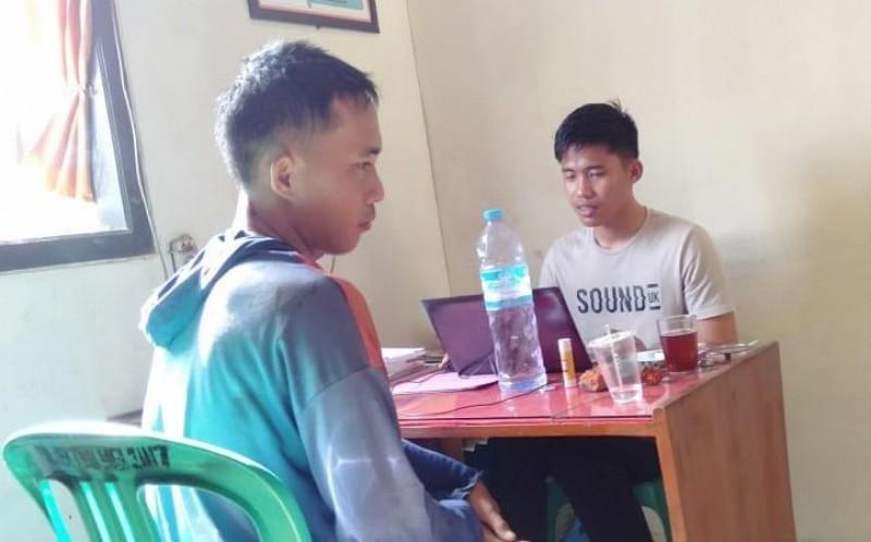 Dianiaya, Warga Gunungkatun Malai Melapor ke SPKT Polsek Tumijajar