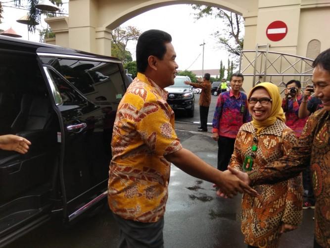 Diapresiasi MA, Kepala PN Tanjungkarang Sebut Pelayanan Maksimal Beri Kemudahan Warga