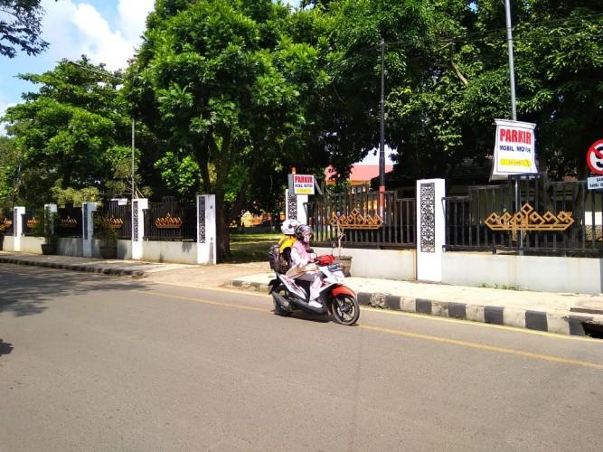 Dibangun Museum, Lahan Parkir Sementara RSUD Ahmad Yani Ditutup